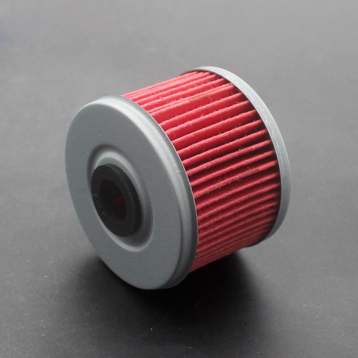 hight resolution of original 5pcs oil fuel filter for honda rancher 350 420 trx300ex 400ex fourtrax 300 foreman 500