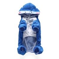 Dog Raincoat Rainsuit Waterproof Dog Puppy Jacket Coat Pet ...
