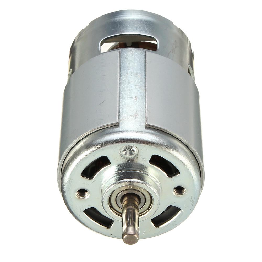 775 Motor DC 12V-36V 3500-9000RPM Motor Large Torque High Power Motor 24