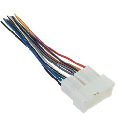 cd dvd player wiring harness plug cable adapter connector [ 1200 x 1200 Pixel ]
