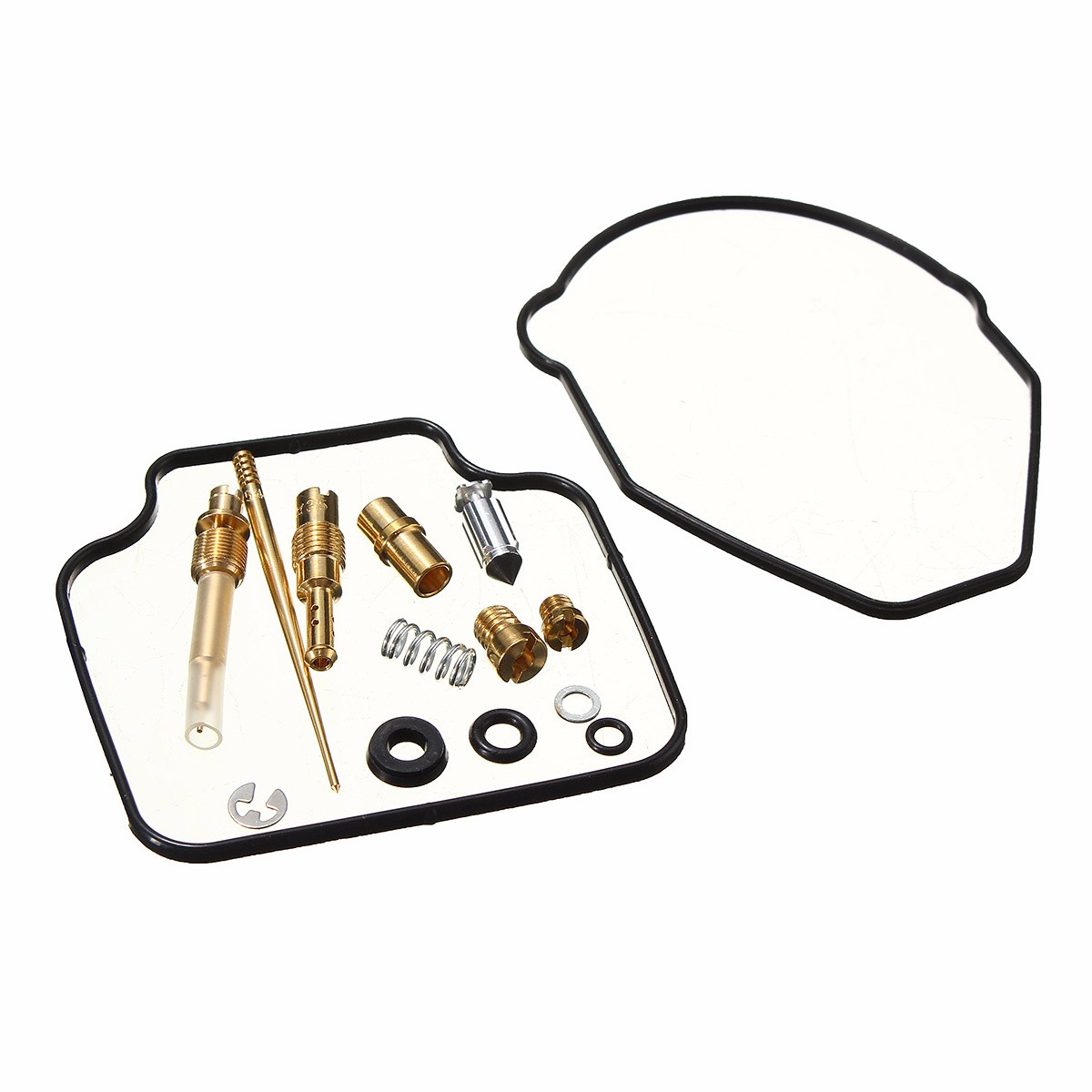 carb repair kit fourtrax carburetor rebuild tools set for