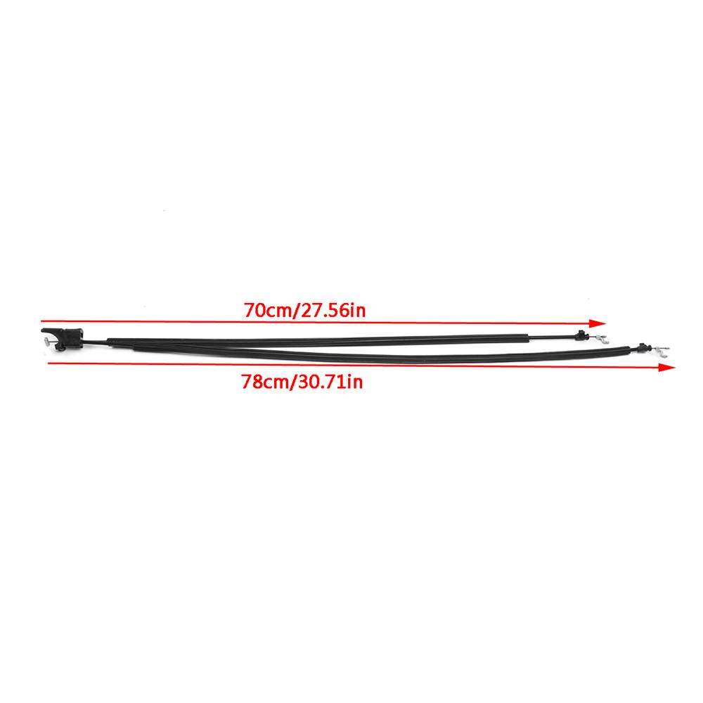 accessoires de remplacement de câble d'inclinaison de