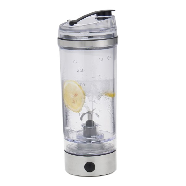 250ml Portable Usb Rechargeable Protein Shaker Tornado