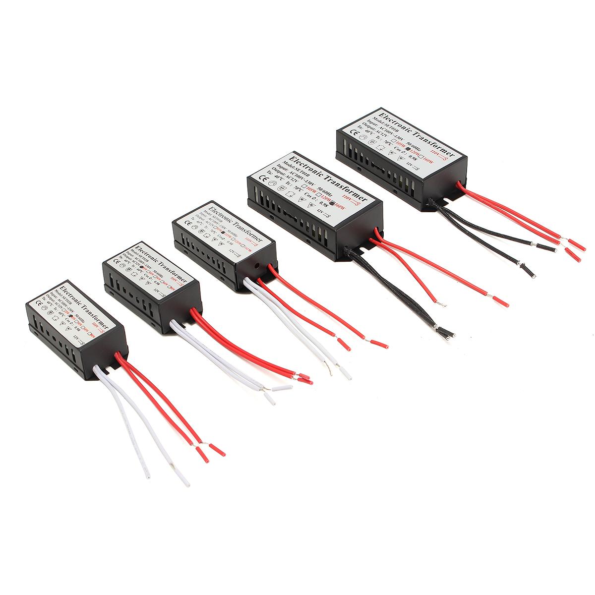 110 12 Volt Transformer Power Supply