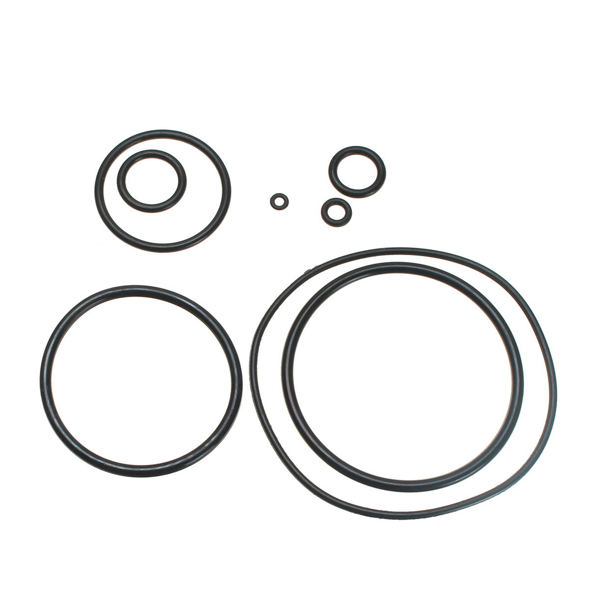 motorcycle engine gaskets seals set for yamaha ttr 125
