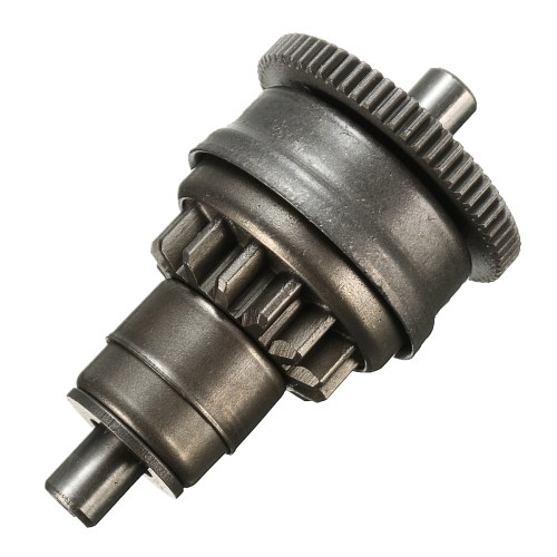 small resolution of starter motor clutch gear assembly for gy6 49cc 50cc 139qmb scooter mopeds atv