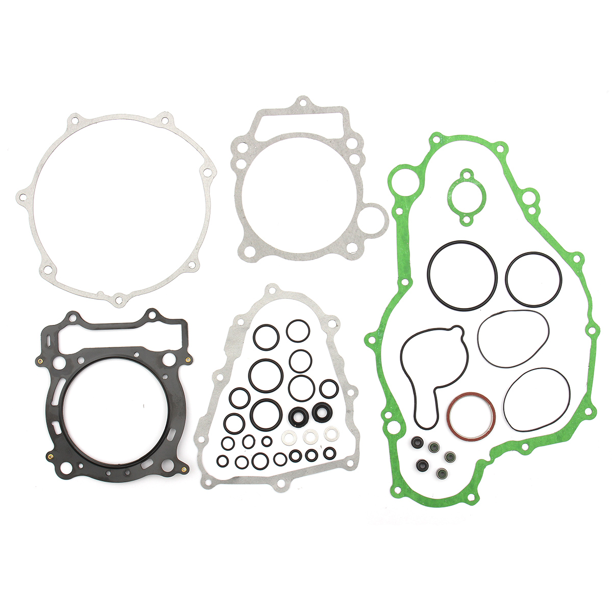 motorcycle engine gaskets o-ring kit set for yamaha yfz450