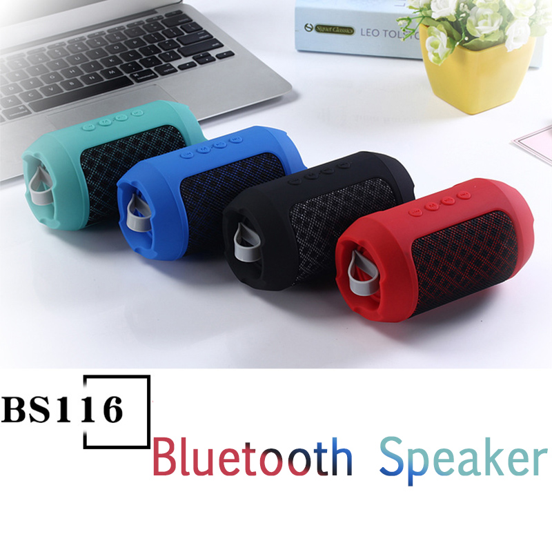 Portable Wireless Bluetooth Speaker TF Card Hands free  Waterproof Outdoors Speaker 9