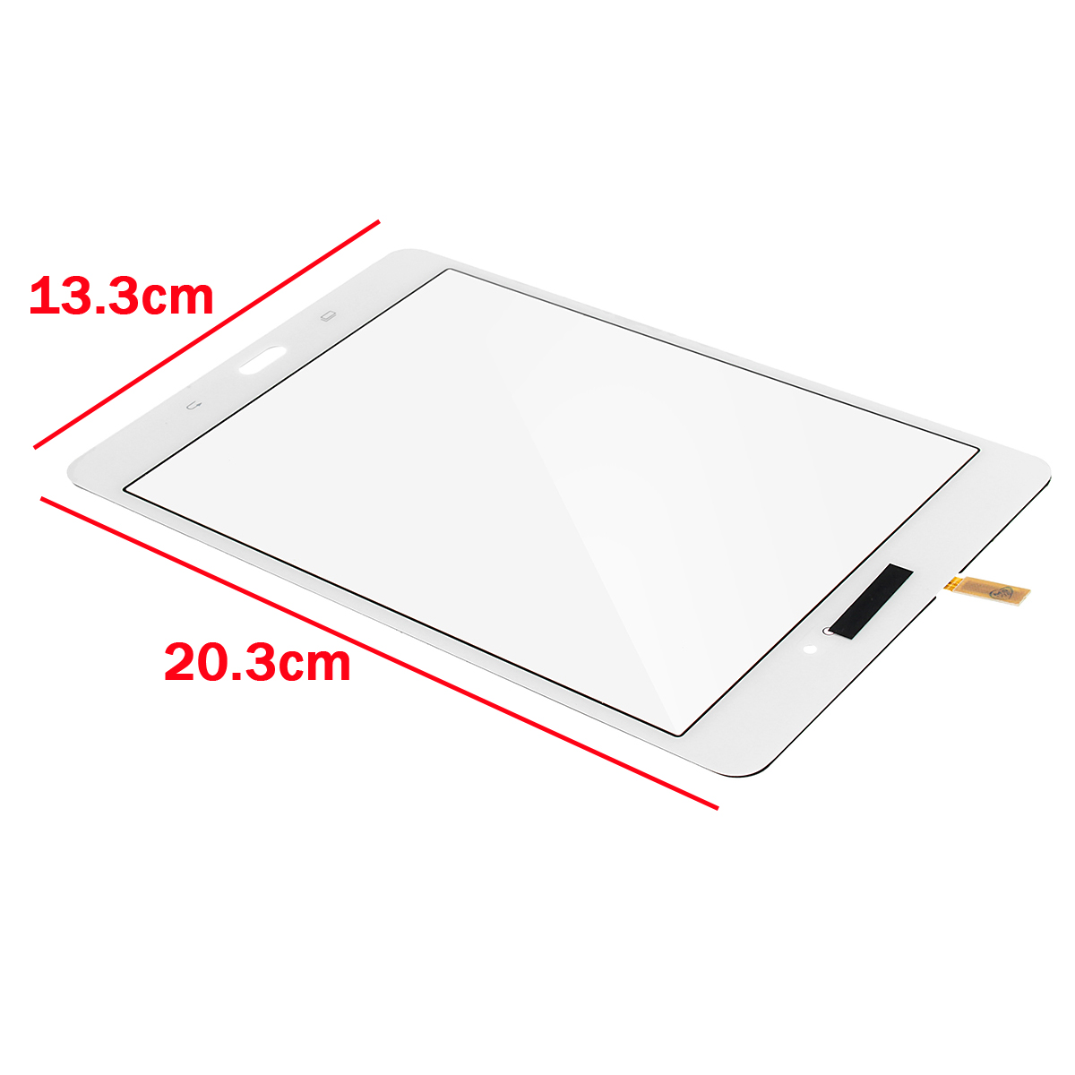 Touch Display Screen Digitizer Glass Panel +Tools for