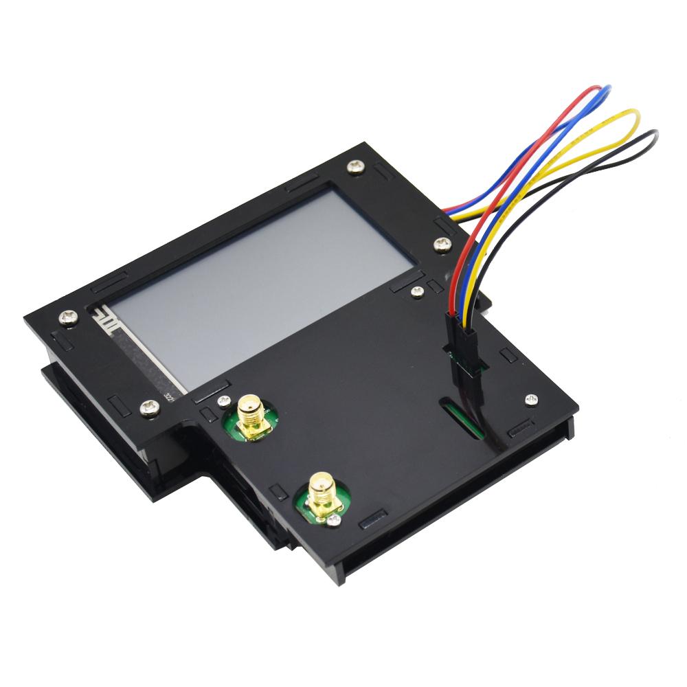 Black/Transparent Duplex MMDVM Hotspot Support P25 DMR YSF+Raspberry
