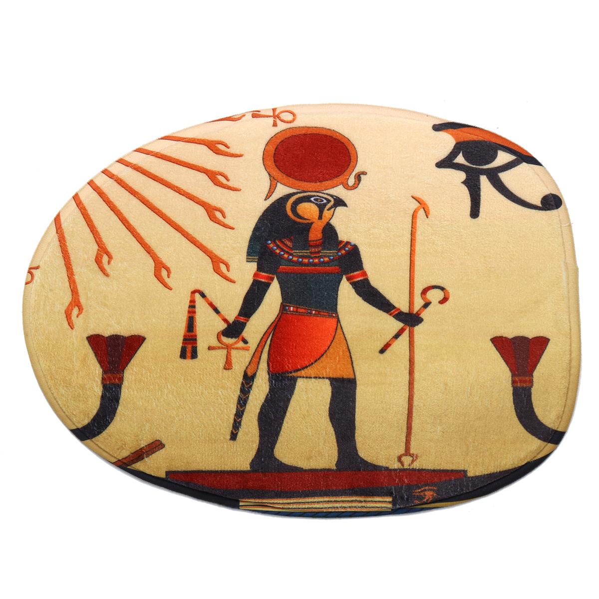 Nouveau Rideaux De Douche De Style Egyptien Impermeables