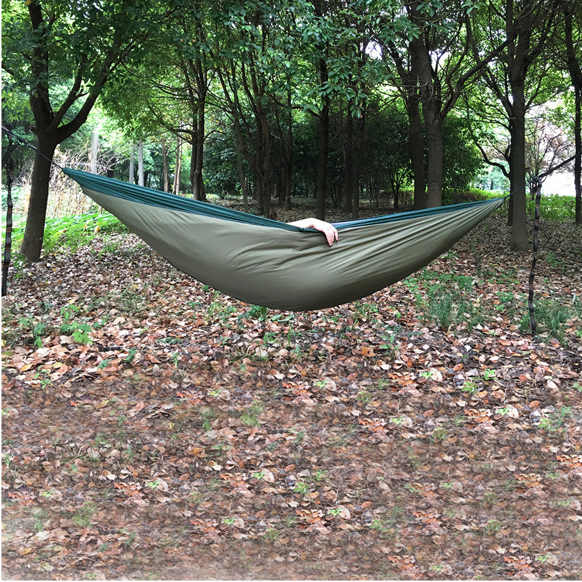 Camping Hammock Underquilt Outdoor Winter Down Warm