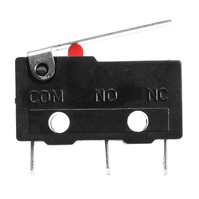 10pcs 5A 250V 3 Pin Tact Switch Limit KW11-3Z Handle Switches Micro Microswitch   eBay