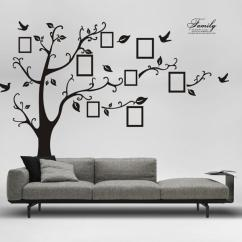 Wall Stickers Living Room Tiles Designs For India Memory Tree Photo Sticker Home Decoration Creative Decal Diy Mural Art