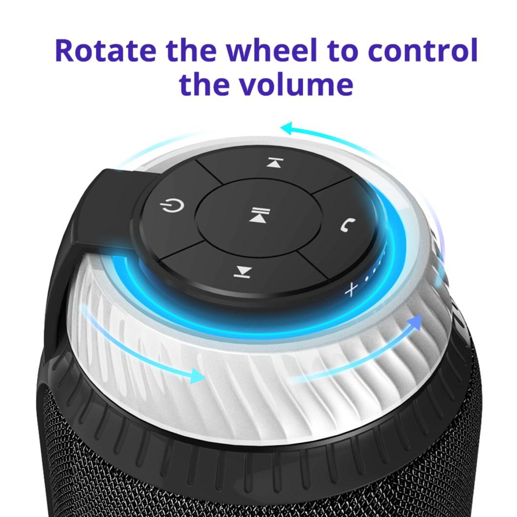 Tronsmart Element T6 Portable Wireless Bluetooth Speaker 5200mAh Stereo Outdoors Speaker 14