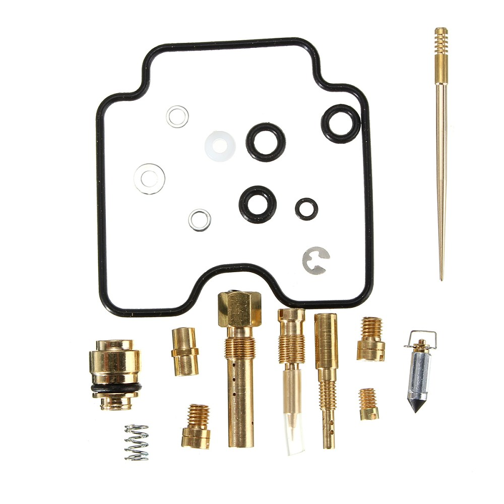 medium resolution of carburetor carb rebuild kit repair for yamaha yfm400 bi