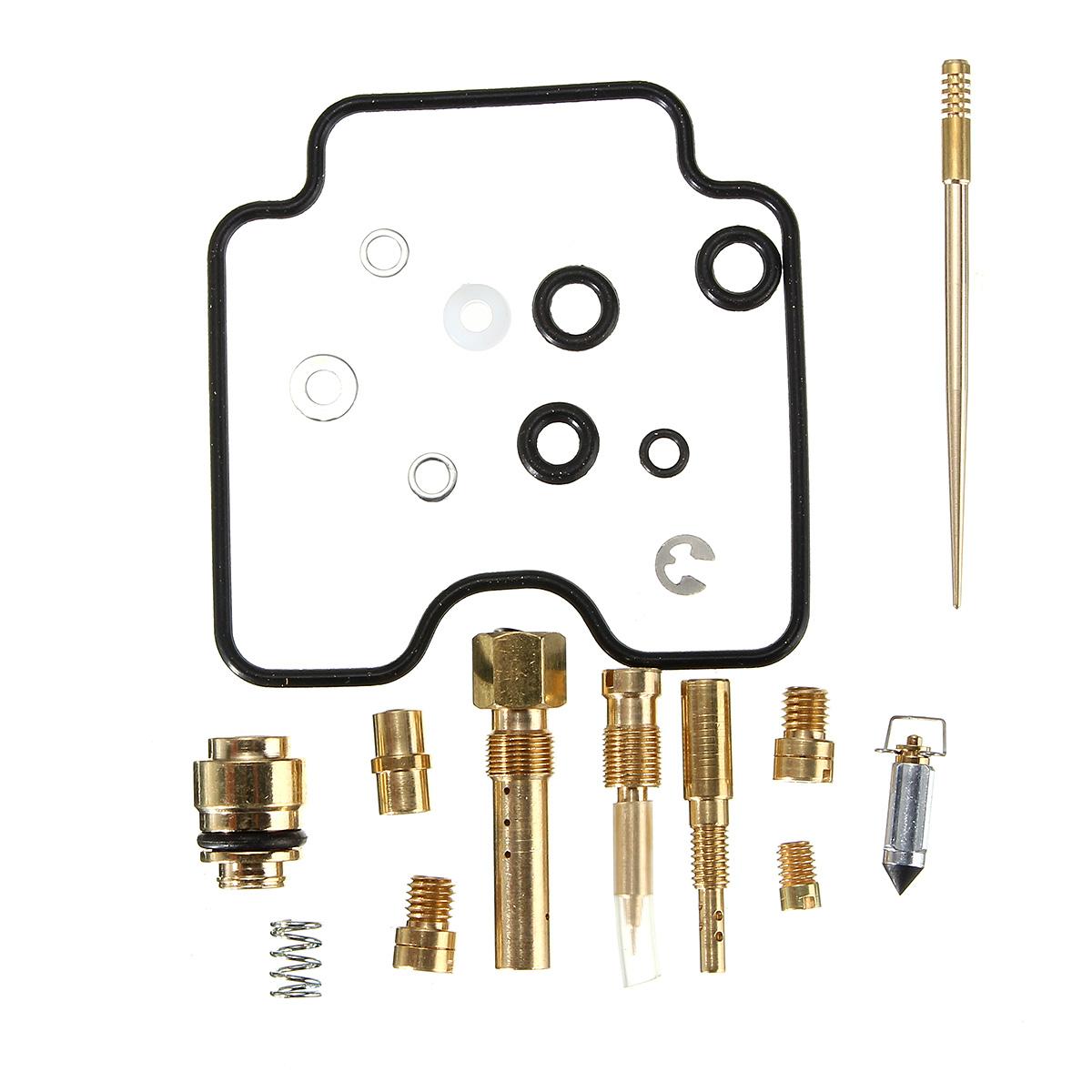 hight resolution of carburetor carb rebuild kit repair for yamaha yfm400 bi