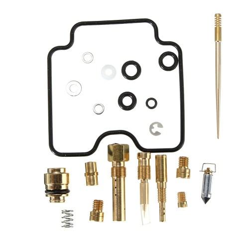 small resolution of carburetor carb rebuild kit repair for yamaha yfm400 bi