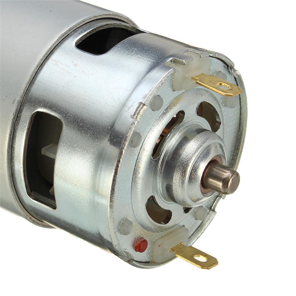 775 Motor DC 12V-36V 3500-9000RPM Motor Large Torque High Power Motor 26