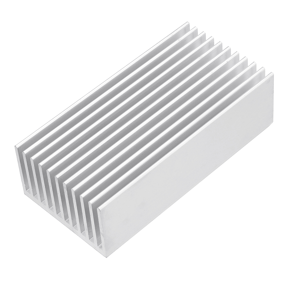 100x50x30mm Power Amplifier Heat Sink Cooling Radiator 23