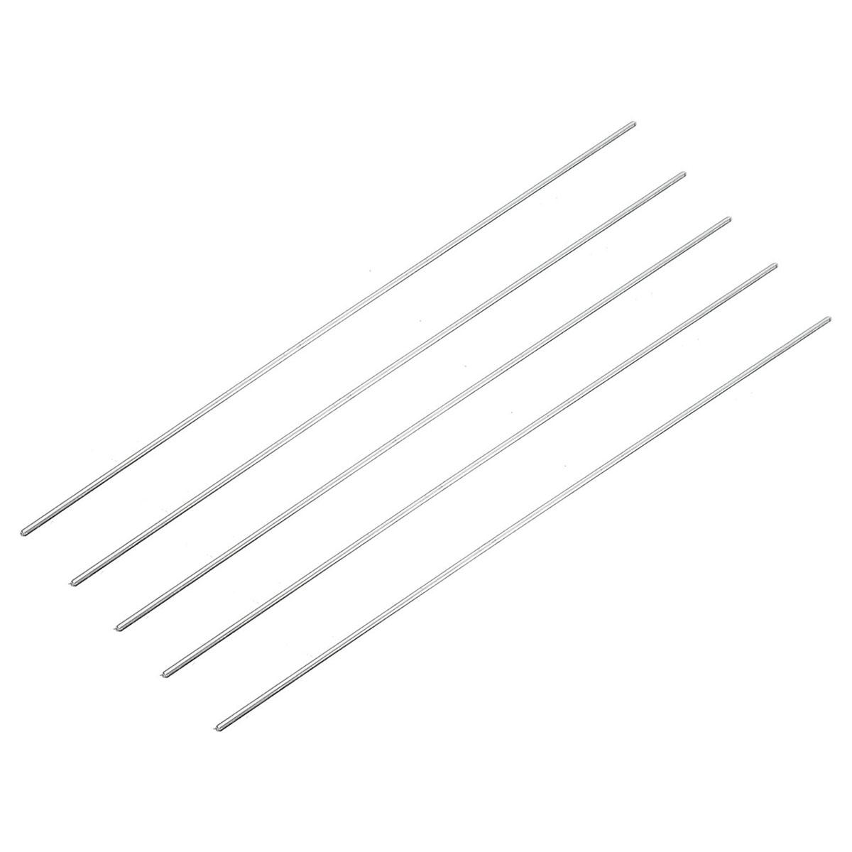 5pcs 230x2mm Low Temp Aluminum Repair Rods For Aluminum Gas Argon Arc Welding Sale