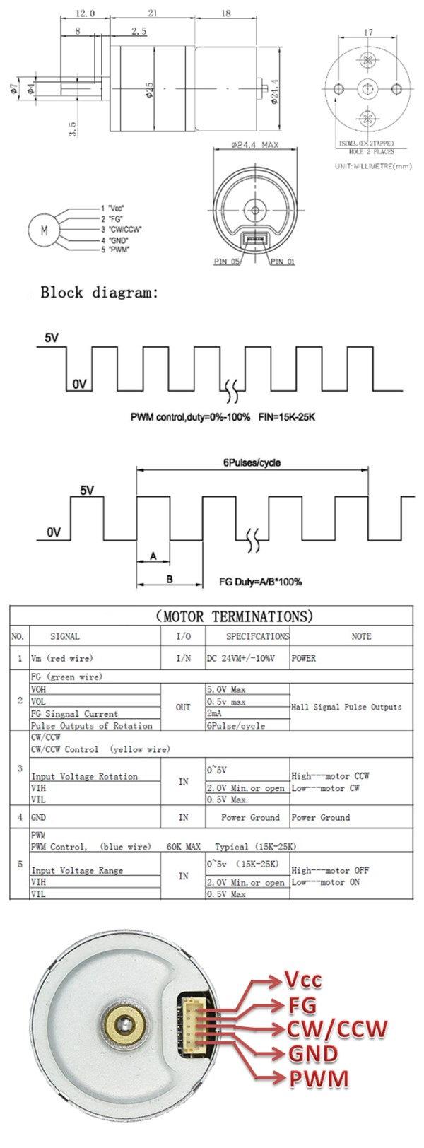 medium resolution of 12v 100rpm 24v 200rpm brushless dc motor gear motor