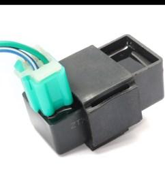 110 atv wiring harness key dash [ 1200 x 1200 Pixel ]