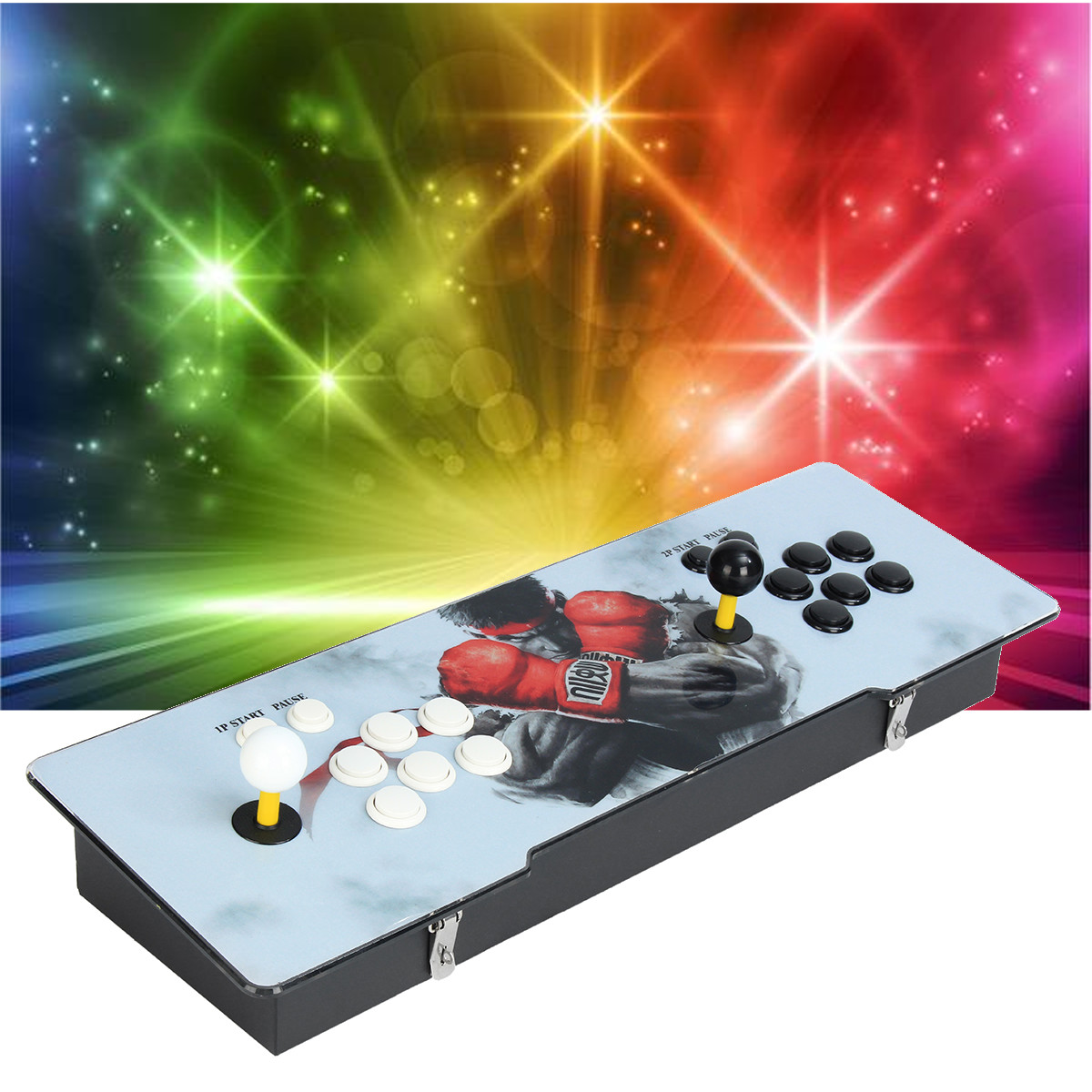 Pandorabox 5S 999 In 1 Retro Video Games Double Stick Dual Players