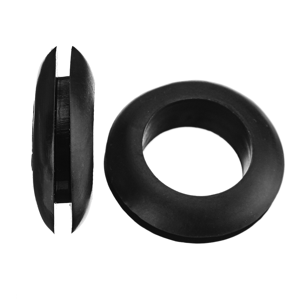 medium resolution of suleve mxrw4 200pcs rubber wires harness grommets protect wires rubber ring sealing grommet 3