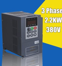 2 2kw 3ph 380v vfd inverter vfd drive variable frequency drive for motor speed control [ 1200 x 1200 Pixel ]