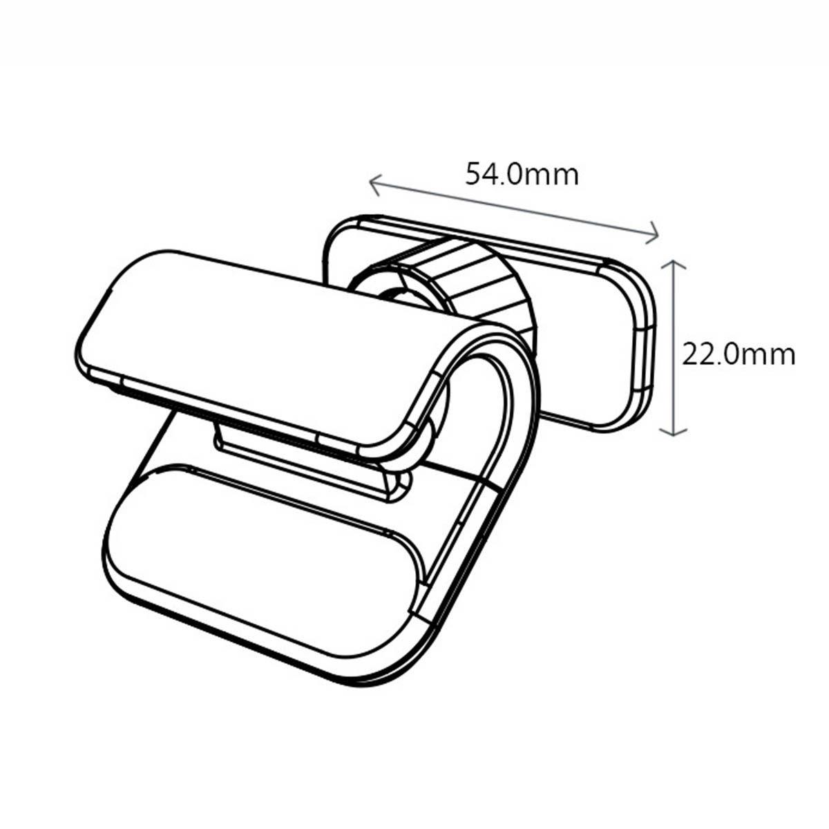 Car Gravity Phone Clip Holder Dashboard Adhesive Tape