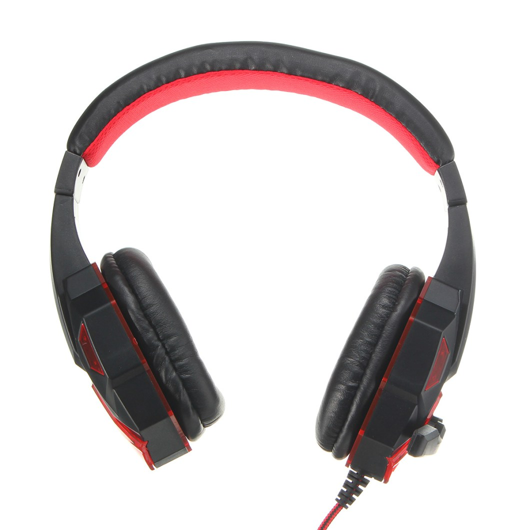 USB 3.5mm LED Surround Stereo Gaming Headset Headbrand Headphone With Mic 13