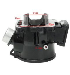 cylinder piston gasket kit for yamaha banshee 350 yfz350 1987 2006 [ 1200 x 1200 Pixel ]