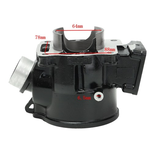 small resolution of cylinder piston gasket kit for yamaha banshee 350 yfz350 1987 2006