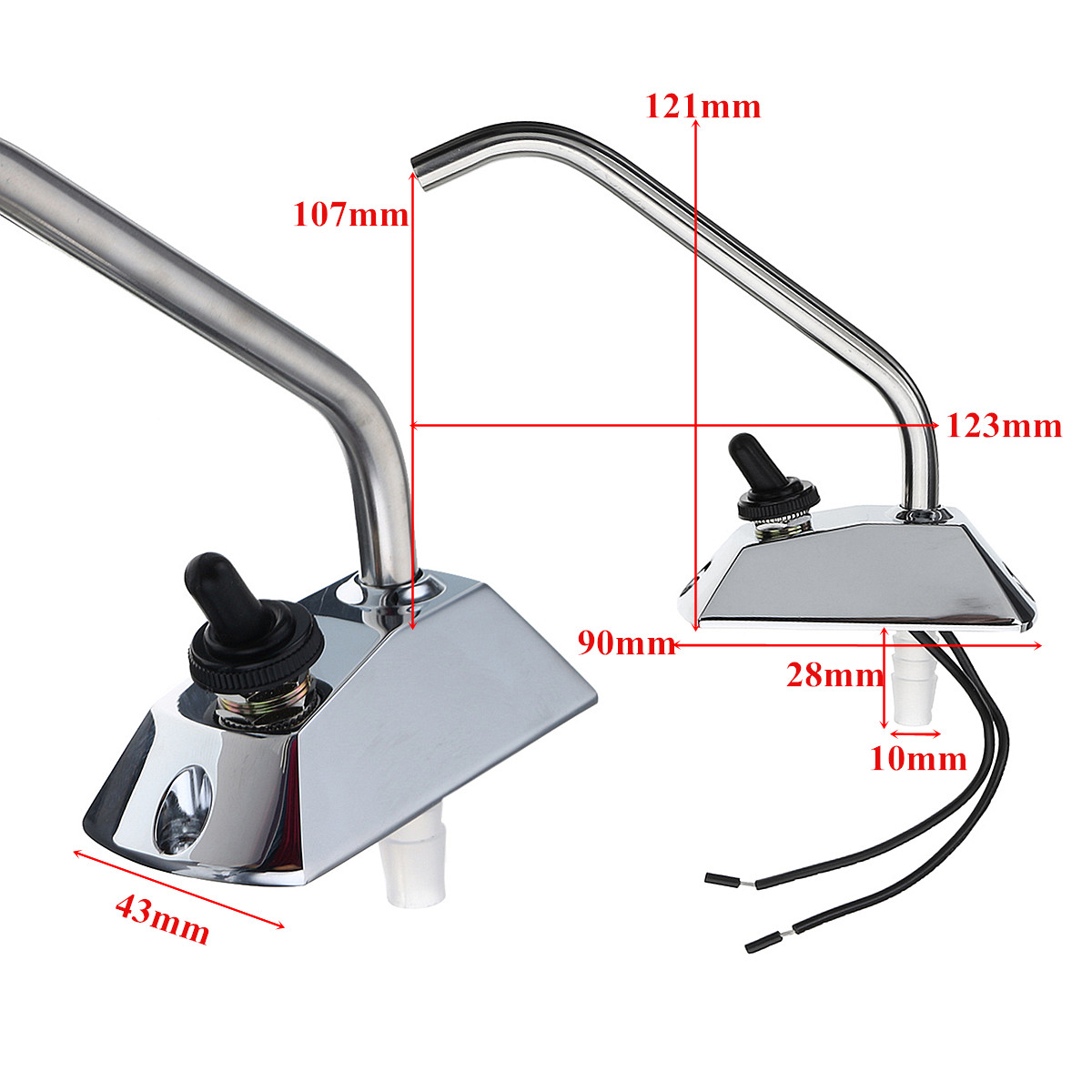 12v galley electric car water pump tap