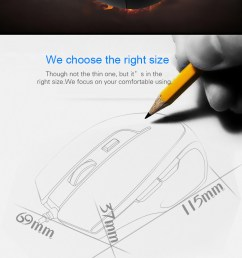 usb wired optical gaming mouse  [ 750 x 2310 Pixel ]