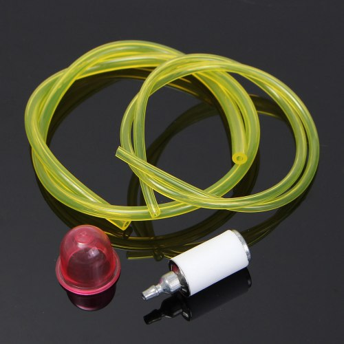 small resolution of gardening mower weedeater gas fuel line filter replacenemnt for poulan craftsman weed eater