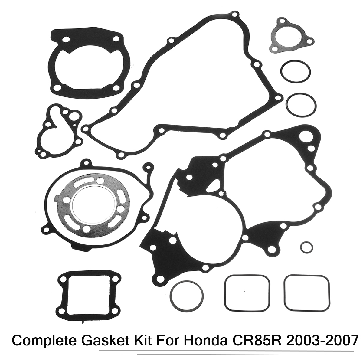 Top Amp Bottom End Full Complete Gasket Kit Engine Set For