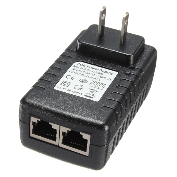Ethernet Cable This Method Is Similar To Poe Power Over Ethernet