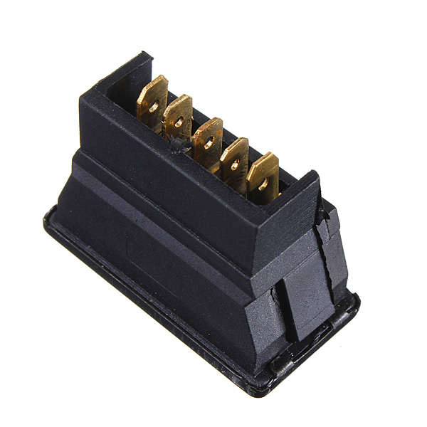 power window fort universal 12v dc portable generator wiring diagram 5 pins car control on off rocker switch