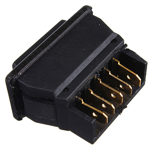 power window fort universal 12v dc porsche 964 turbo wiring diagram 5 pins car control on off rocker switch