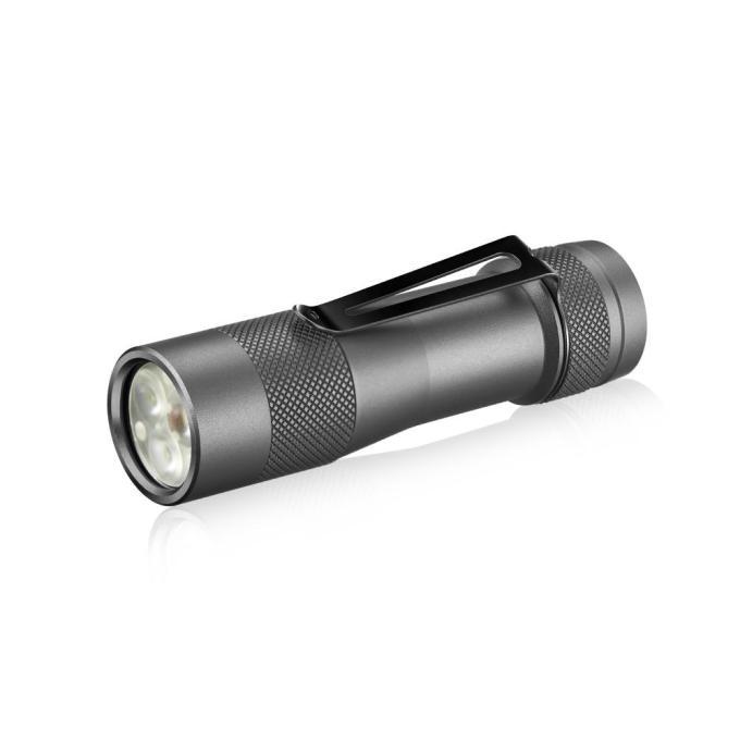 LUMINTOP FW3A XPL HI 2800LM ANDÚRIL UI EDC Flashlight EDC LED Flashlight Mini LED Keychain Light Mini Torch 5000K XPL HI