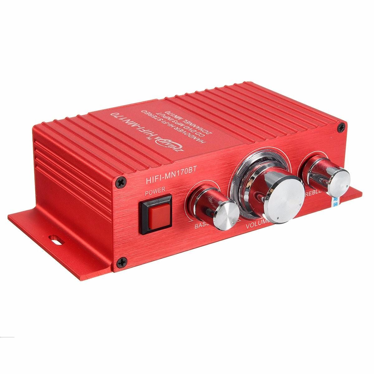 2 channel stereo amplifier high power led driver circuit diagram bluetooth car home mini hifi