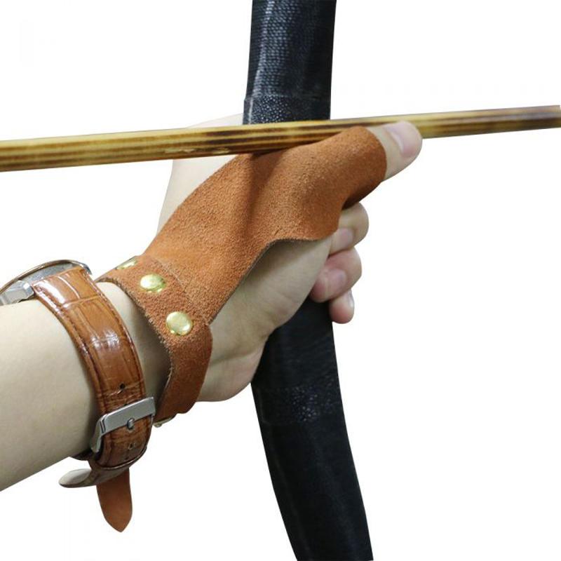 Recurve Bow Finger Guard