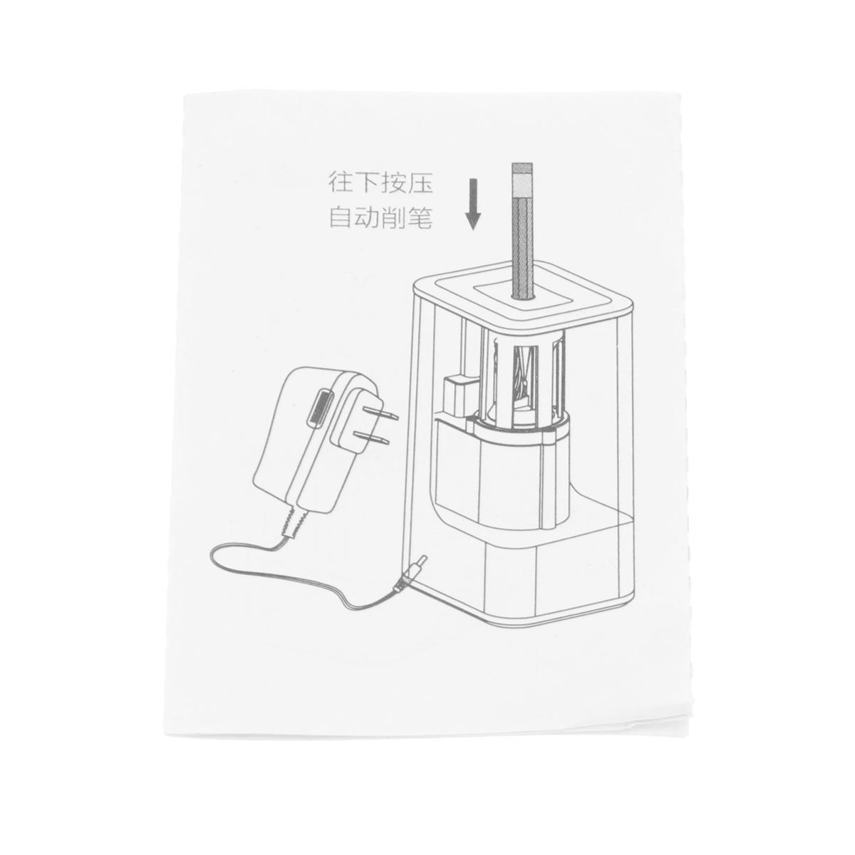 ac 100-240v 50/60hz automatic electric pencil sharpener