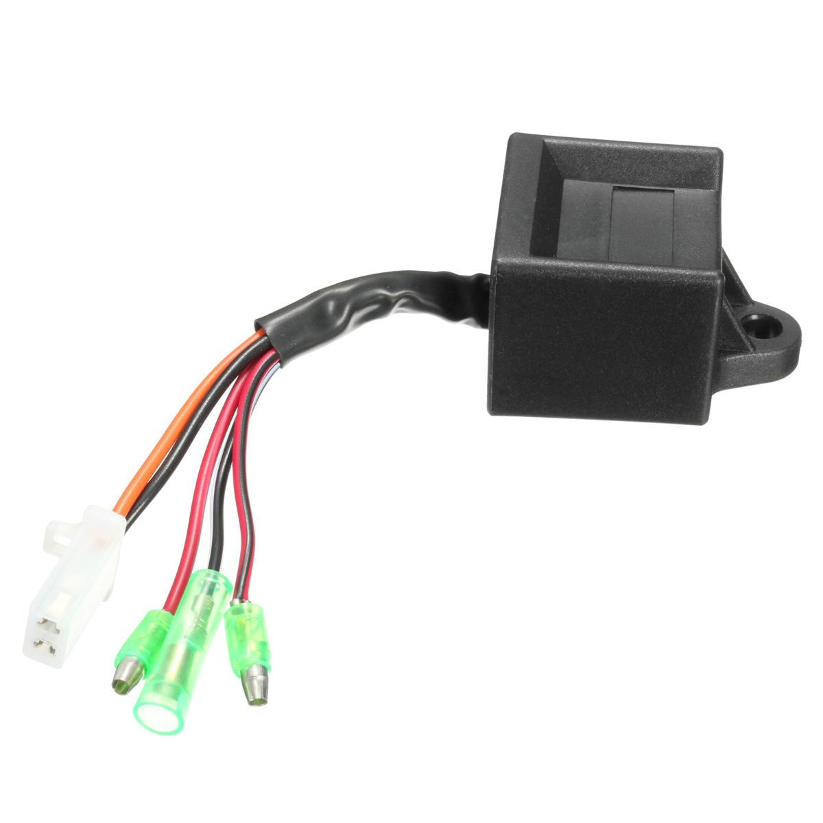 hight resolution of ignition cdi box for polaris scrambler 50cc 90cc 100cc 110cc 2 stroke atv
