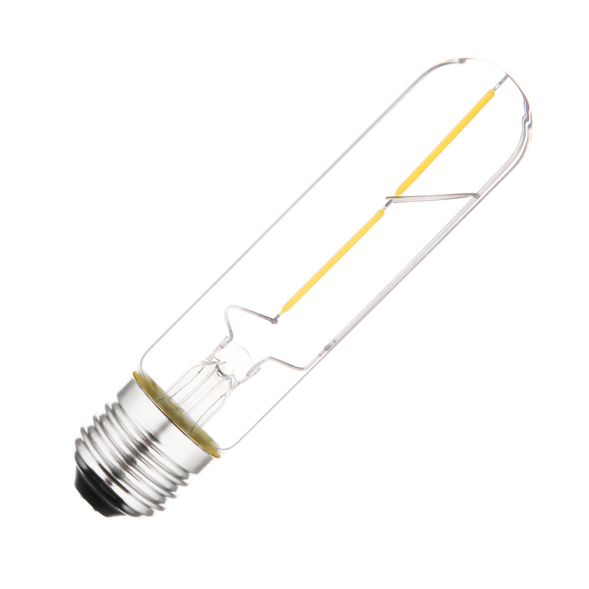 T10 E27 1 8w Warm White 200lm Cob Led Bulb Filament Retro Edison Lamp Ac110 240v Sale