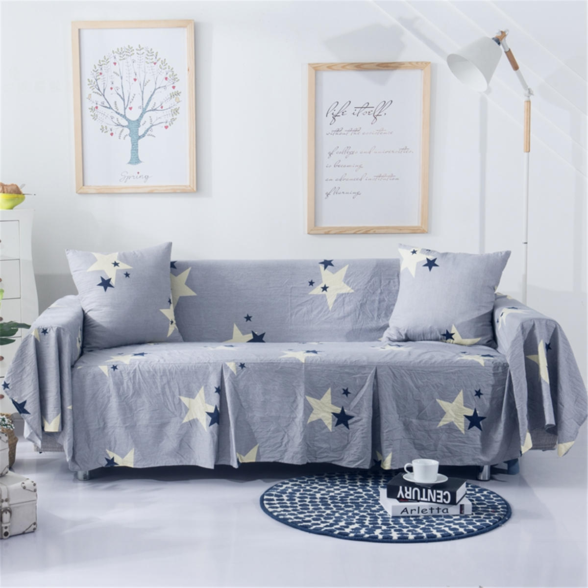 Chair Throw Covers 1 2 3 Seaters Chair Covers Sofa Covers Star Furniture Couch Protectors Chair Throw Mats