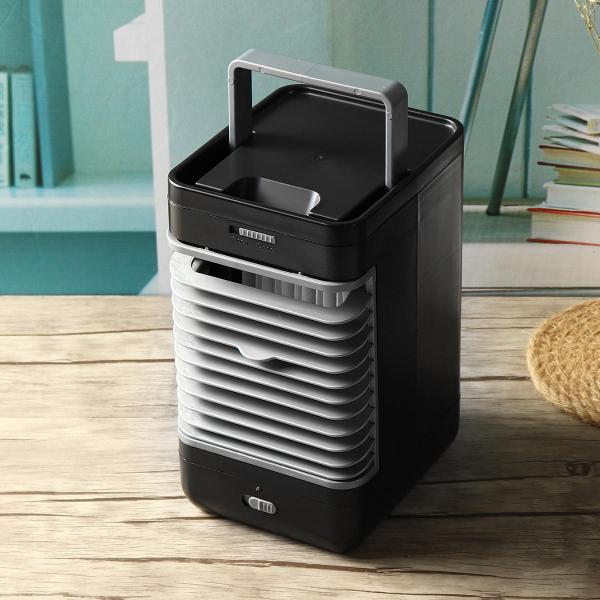 110-220v Mini Handy Cooler Evaporative Air Conditioner Personal Space Cooling