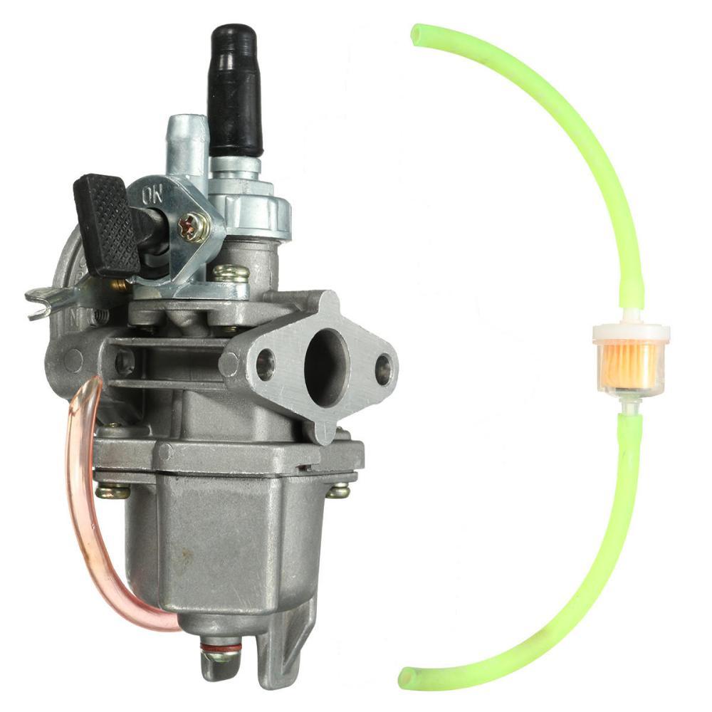 medium resolution of 47cc 49cc carburetor carb quad atv pocket bike petrol pipe fuel filter mini moto